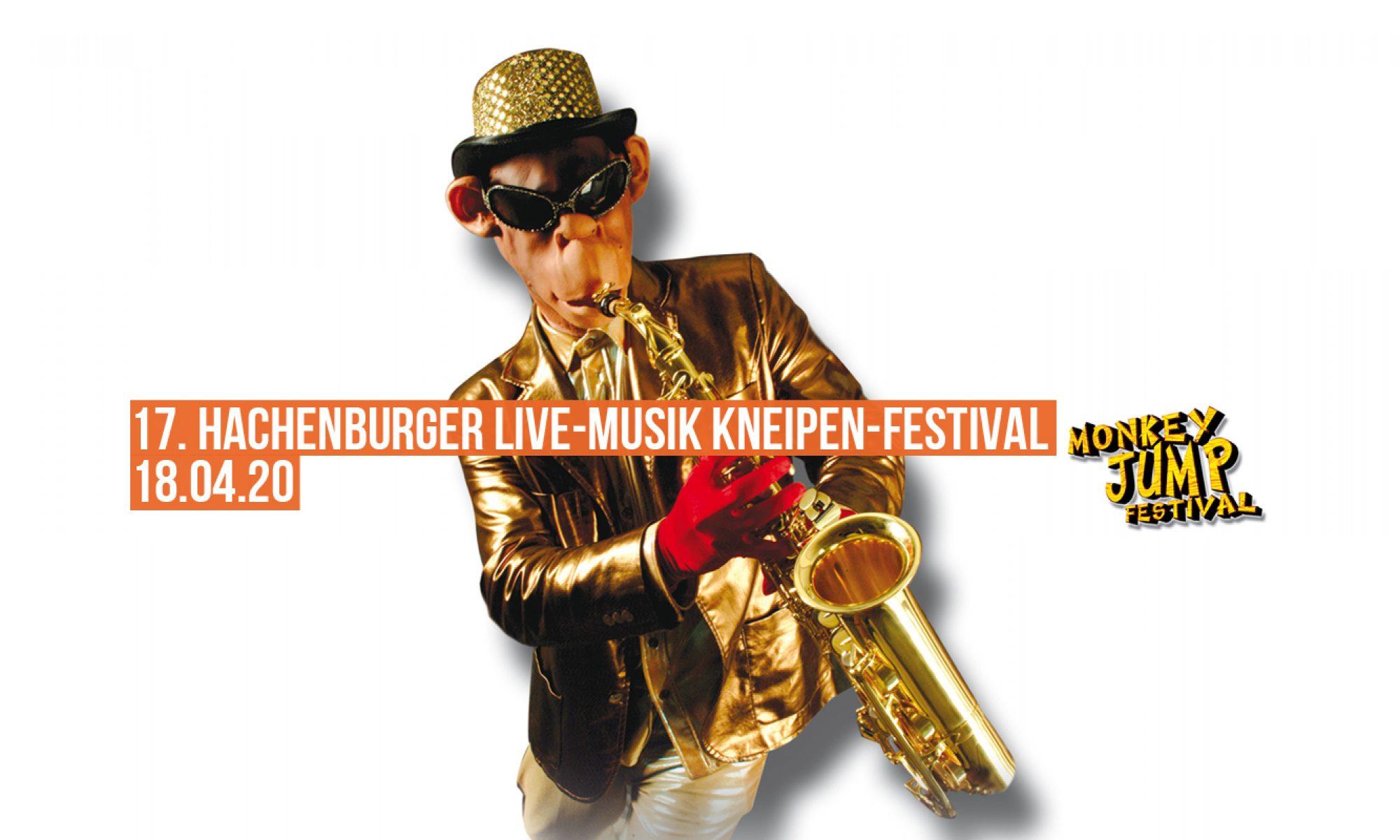 Monkey Jump Kneipenfestival Hachenburg